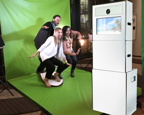 Green Screen Photo Booth Rental